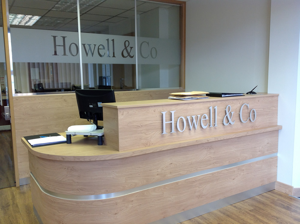 Howell & Co Reception
